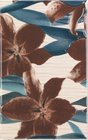 decor Orchids marron 25x40